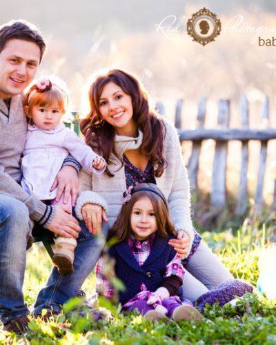 Family session – Nicu, Cosmina, Hannah & Sophie