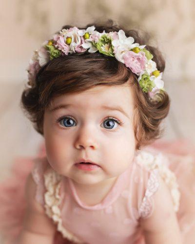 Fotograf de bebelusi – Ana 8 luni