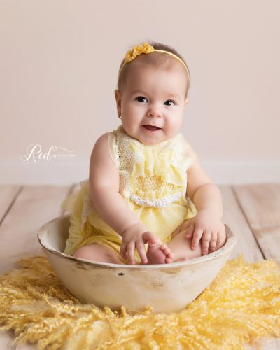 Dalia ♥ 8 luni