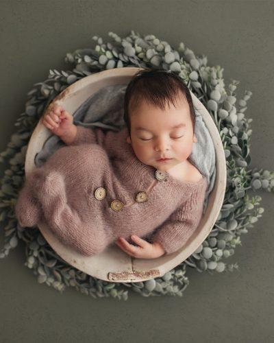 Sedinta foto de nou nascut – Lucas