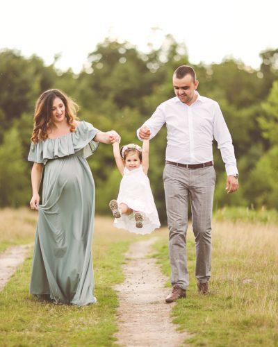 Sedinta Foto Maternity – Claudia