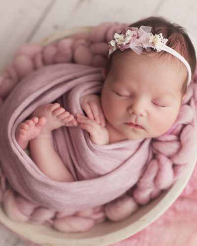 Sedinta foto de nou-nascut – Evelyn