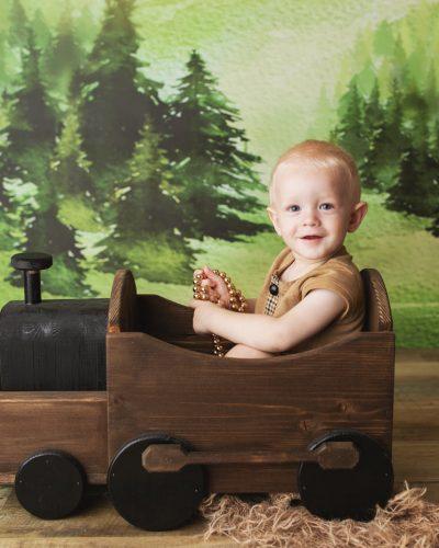 Fotografie de bebelusi – Matei